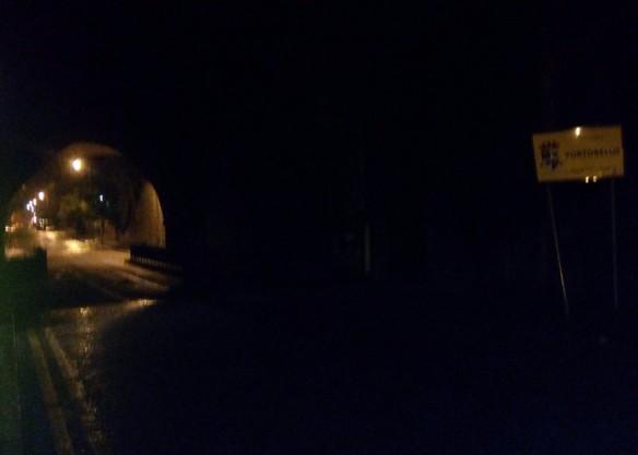 Entering Portobello