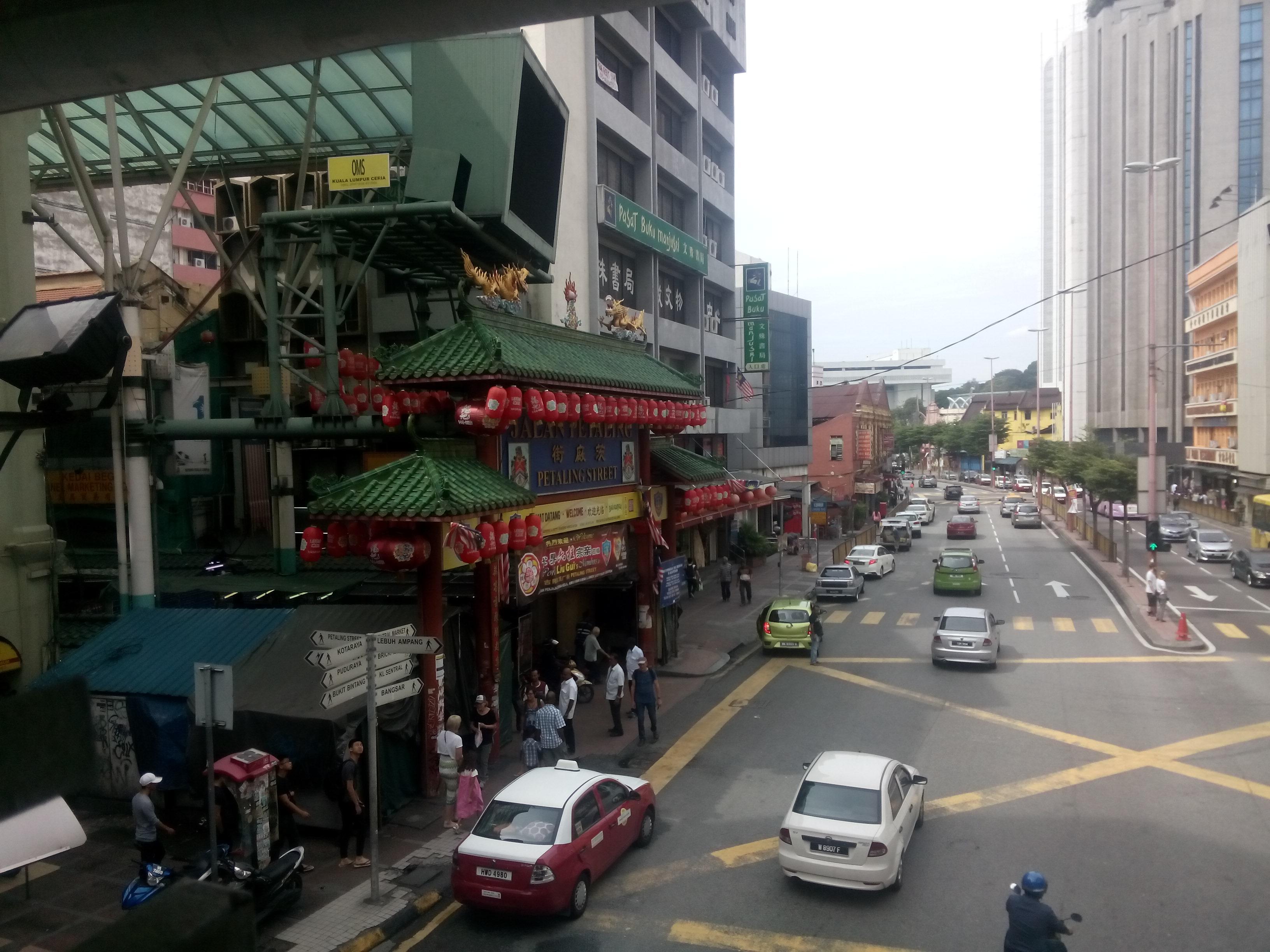 Petaling St market