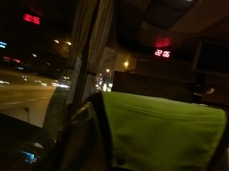 Buses for two from Warsaw to Bratislava (Flixbus)