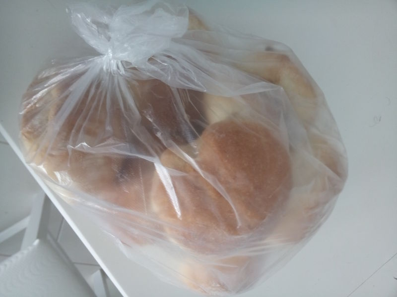 Bread (Teuta Market)